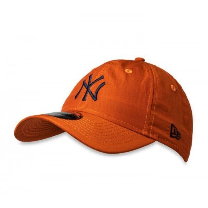 NY Yankees 9Forty Baseball Cap Rust Nylon