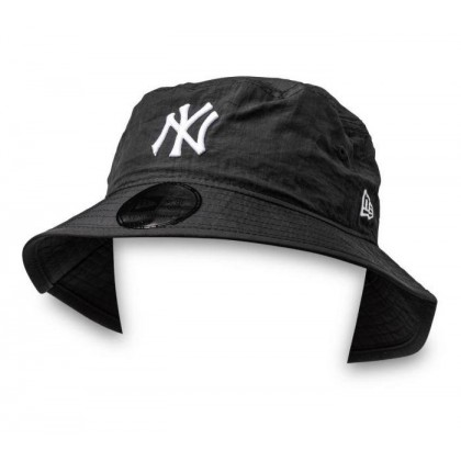 NY Yankees Bucket Hat Black