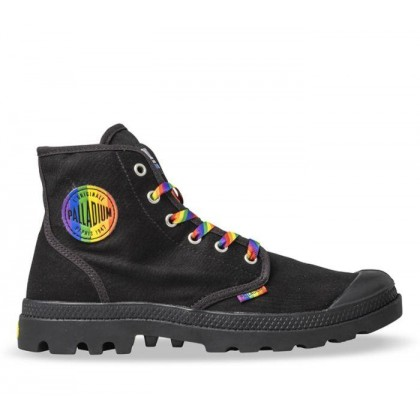 Pampa Pride Black/Rainbow