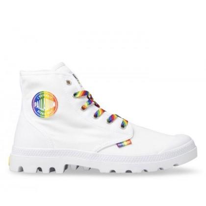 Pampa Pride White
