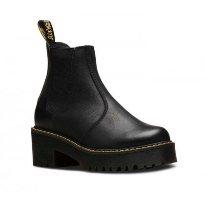 Rometty Chelsea Boot Black