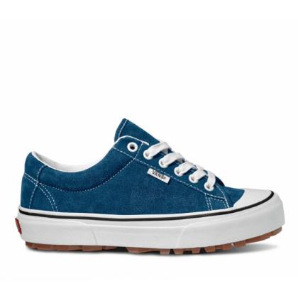 STYLE 29 SUEDE GIBRALTAR SEA (Suede) Gibraltar Sea/True White