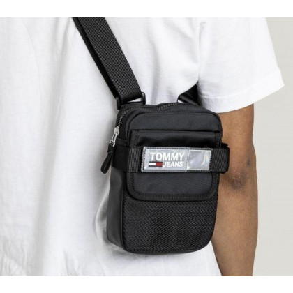 TJM Urban Reporter Bag Black