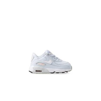 Toddler Air Max 90 Half Blue/White-Pure Platinum