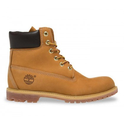 Women's 6-Inch Premium Waterproof Boot Wheat Waterbuck