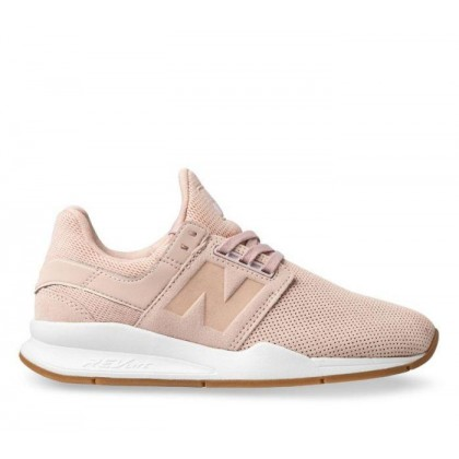 Womens 247 Rose/White