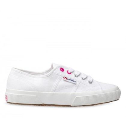 Womens 2750 Cotu Neon A3J WHITE-FLUO PNK