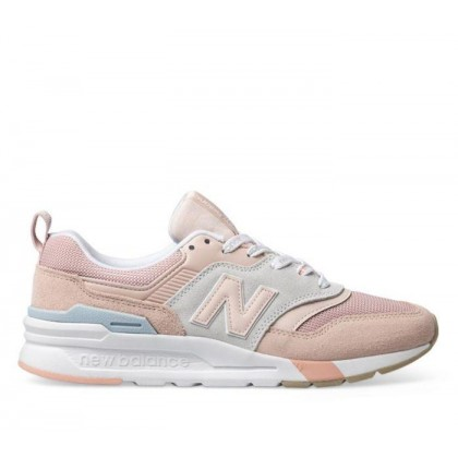 Womens 997H Pink/Grey (664)