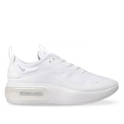 Womens Air Max Dia SE White/Mtlc Platinum-White