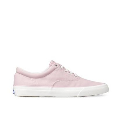 Womens Anchor Canvas Pink