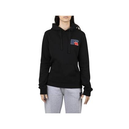 Womens Athletic Logo Hoodie