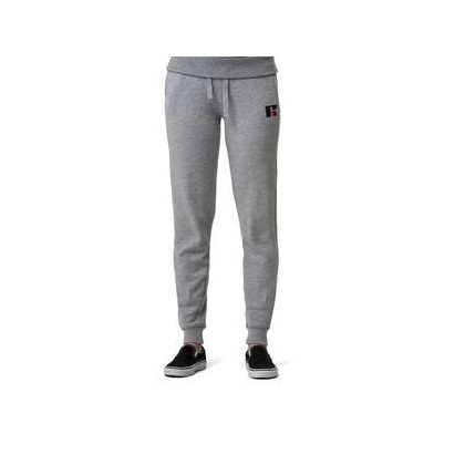 Womens Athletic Logo Trackpant Ashen Marle