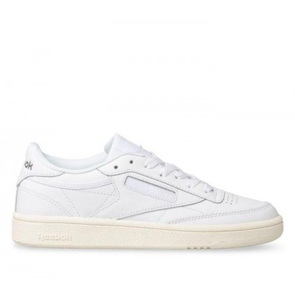 Womens Club C 85 White/Chalk/White