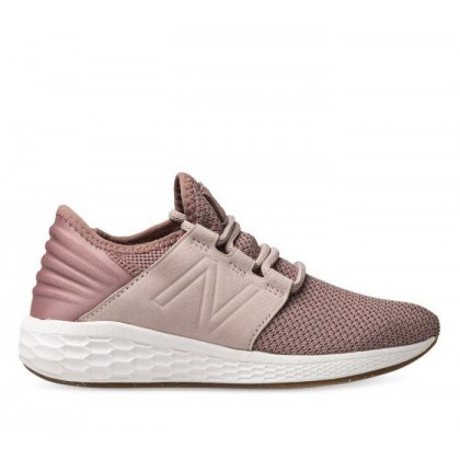 Womens Fresh Foam Cruz Pink White