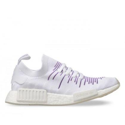 Womens NMD_R1 Ftwr White/Ftwr White/Active Purple