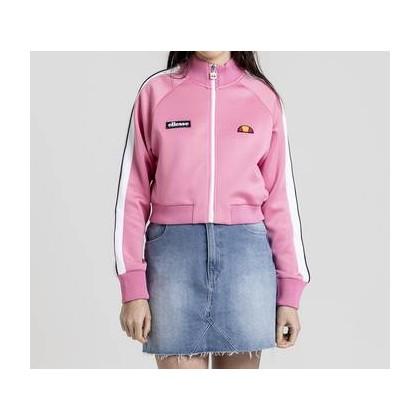 Womens Pinzo Crop Jacket Pink