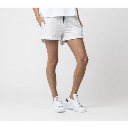 Womens Seeded Sweat Short Seeded Ash