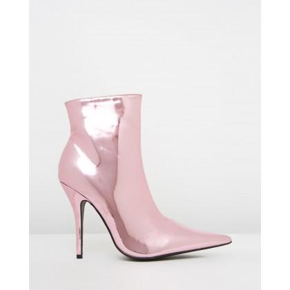 Knightsbridge Pink Mirror by Public Desire