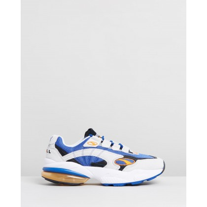 Cell Venom Surf The Web & Puma White by Puma
