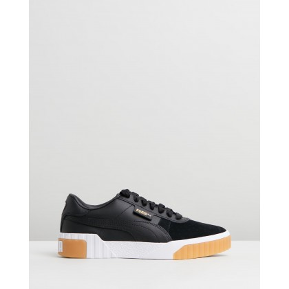 Cali - Women's Puma Black & Puma Black by Puma