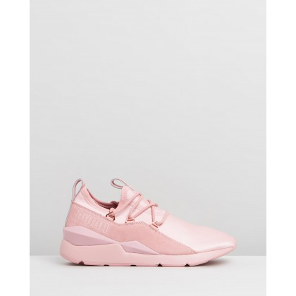 Muse 2 - Women's Bridal Rose & Bridal Rose by Puma
