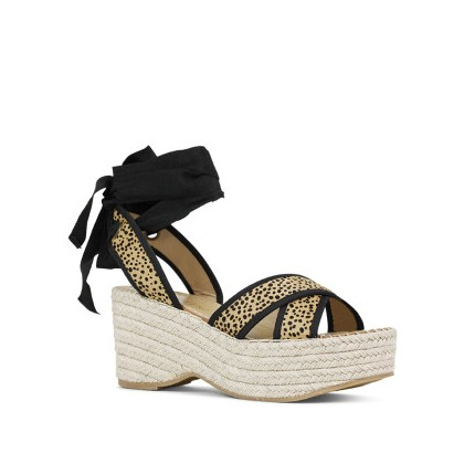 Raja - Spotted Leopard by Siren Shoes