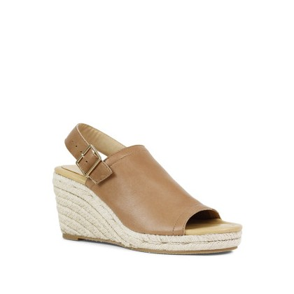 Reggie - Camel Nappa Kid by Siren Shoes