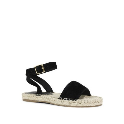 Ritchie - Black Suede by Siren Shoes