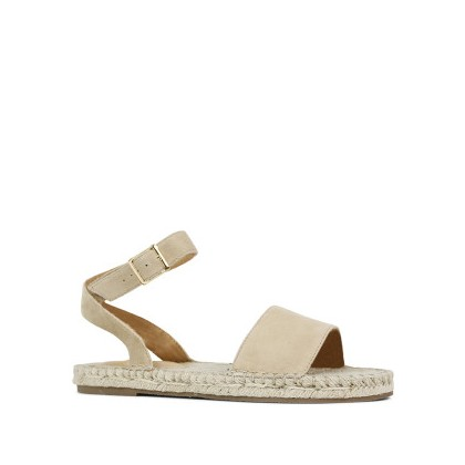 Ritchie - Seashell Suede by Siren Shoes