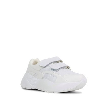 Roland - White Multi by Siren Shoes