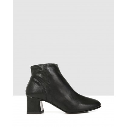 Cyndy Ankle Boots NERO by S By Sempre Di