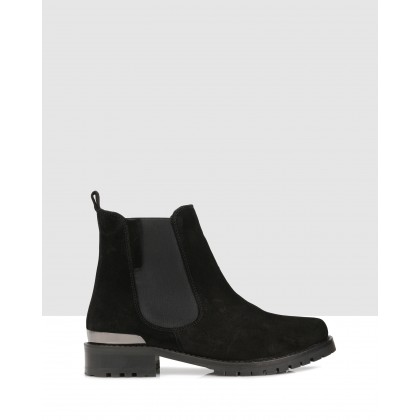 Luz Ankle Boots Black by S By Sempre Di