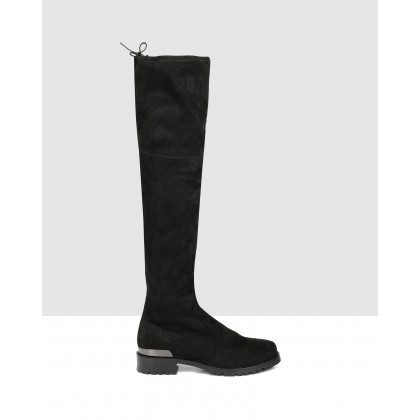 Rosalba High Boots Black by S By Sempre Di