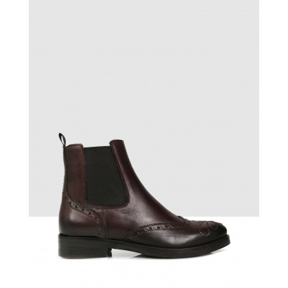 Cora Ankle Boots T.MORO by S By Sempre Di