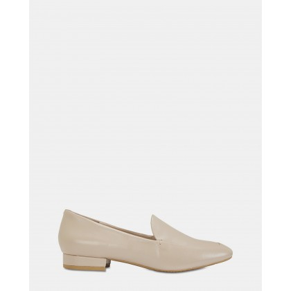Fifi Nude Glove by Nine West Slippers