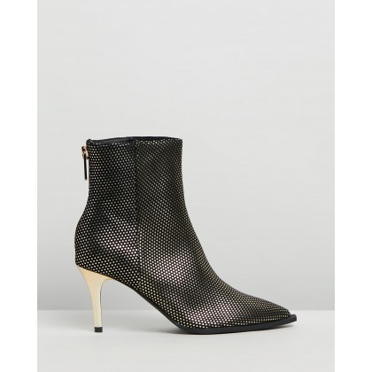 Star Studded Boots Gold & Bide by Sass & Bide