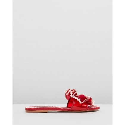 PVV Sandals Red by See By Chlo??