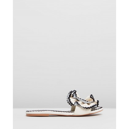 Leather Sandals White by See By Chlo??