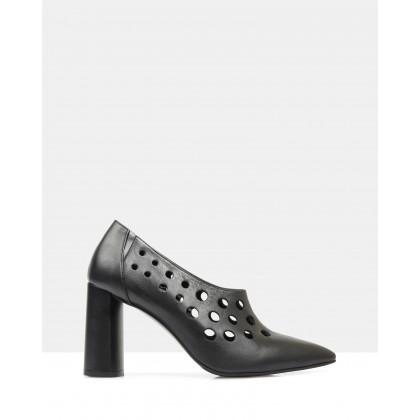 Imiza Heels Black by Sempre Di
