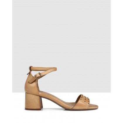 Ahtra Block Sandals 04 AGIK TABA by Sempre Di