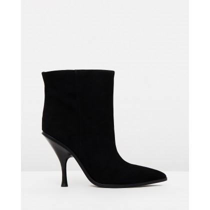 Hong Booties Black by Matisse