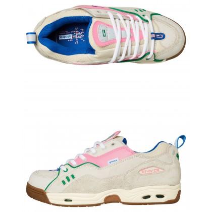 Womens Ct Iv Shoe Silver Burch