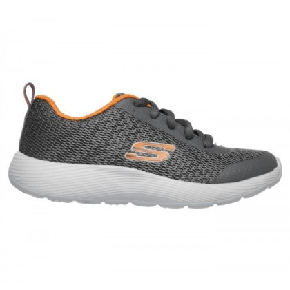 Charcoal/Orange - Boys' Dyna-Lite