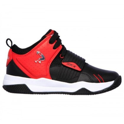 Black/Red - Boys' SHAQ Powershot