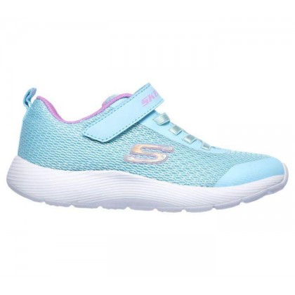 Aqua/Purple - Girls' Dyna-Lite