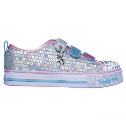 Silver Multi - Girls' Twinkle Toes: Twinkle Lite - Mermaid Magic