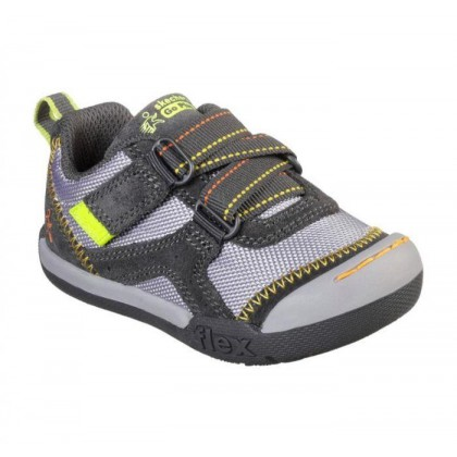 Charcoal/Grey - Infant Boys' Flex Play - Easy Pick