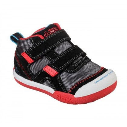 Black Charcoal - Infant Boys' Flex Play - Mid Dash