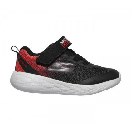 Black Red - Infant Boys' Skechers GOrun 600 - Farrox