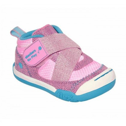 Pink Blue - Infant Girls' Flex Play - Early Start